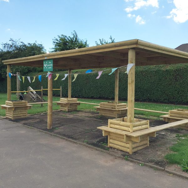 Playscape Playgrounds Outdoor Classroom