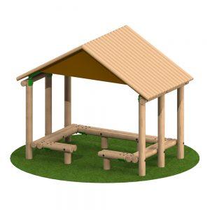 Dukes Playground Shelter