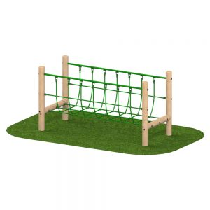 Playscape Playgrounds Rope Bridge