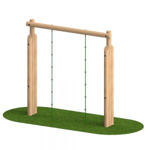 Playscape Playgrounds Rope Climb