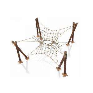 Rope Climbing Frame - PSCAGWS111