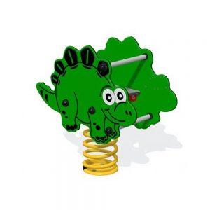 Stegosaurus Rocker