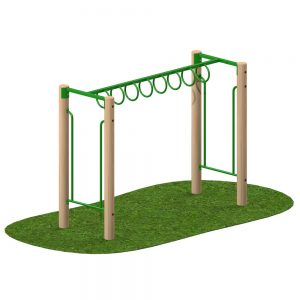 Playscape Playgrounds Tarzan Ring Beam