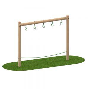 Playscape Playgrounds Tarzan Traverse