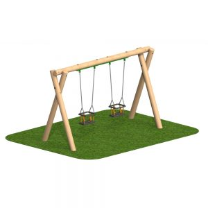 Timber Swing 2 Cradle Seat