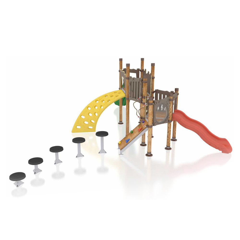 Toddler Play Tower - PSCAGTS302