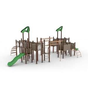 Toddler Play Tower - PSCAGTS310
