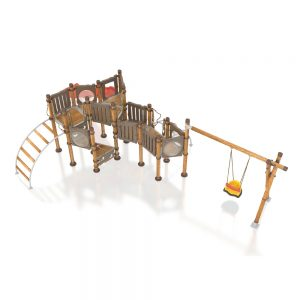 Toddler Play Tower - PSCAGTS312
