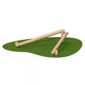Playscape Playgrounds V Balance Beam