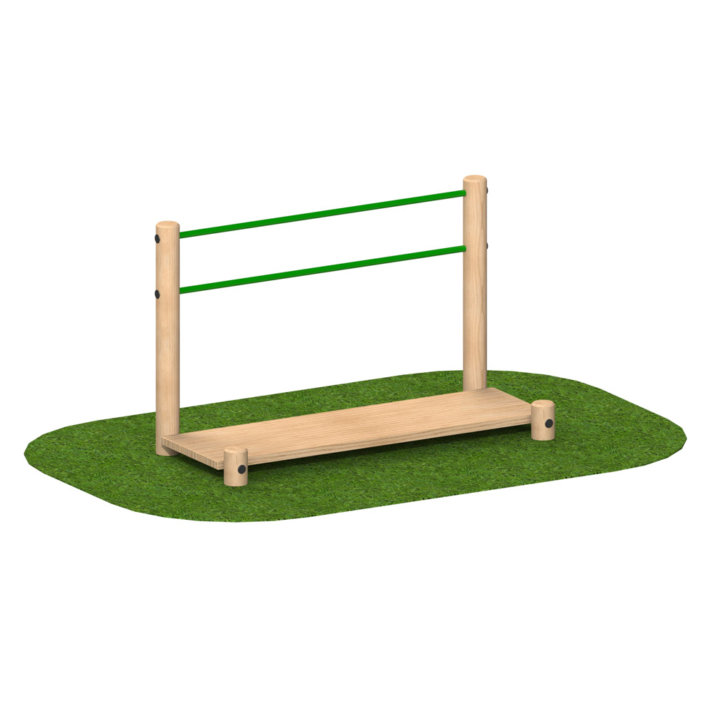 Playscape Playgrounds Warm Up Bench