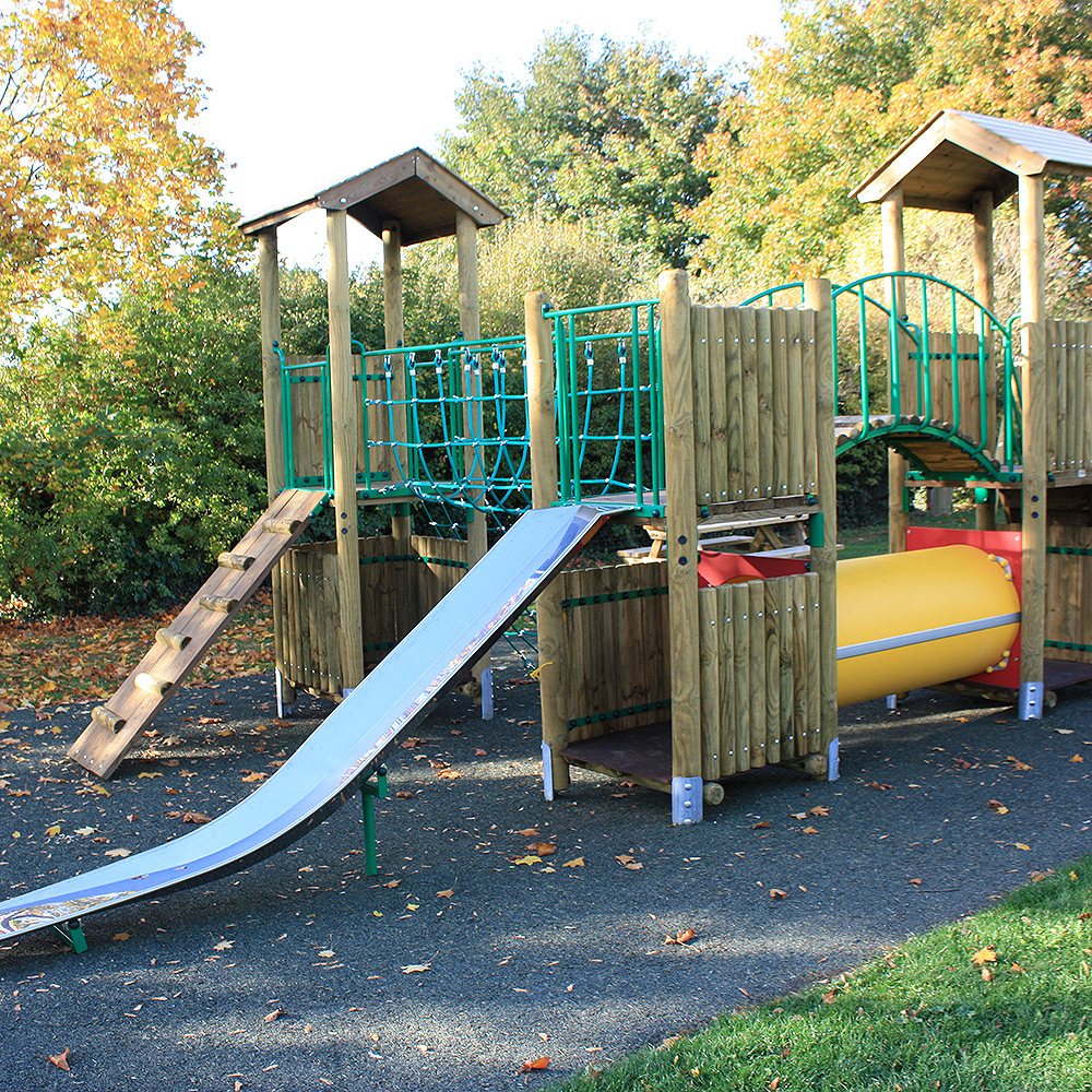 The William Tower - Playscape Playgrounds