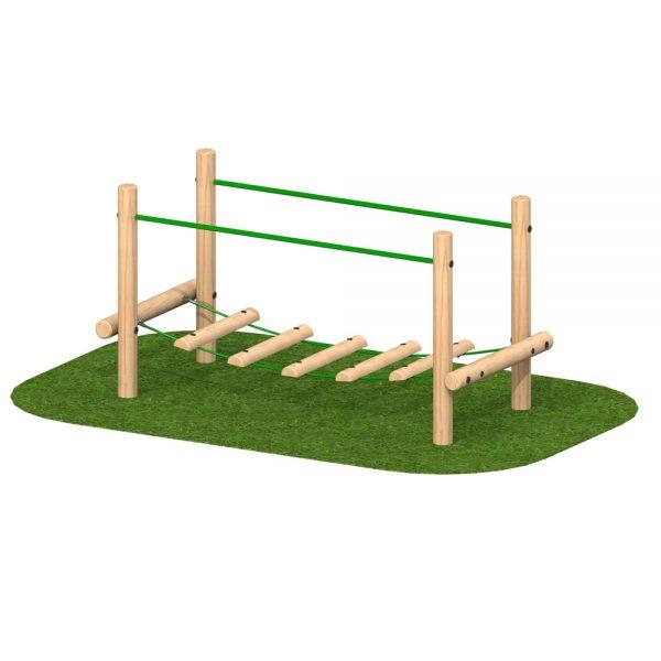 Playscape Playgrounds Wobble Bridge